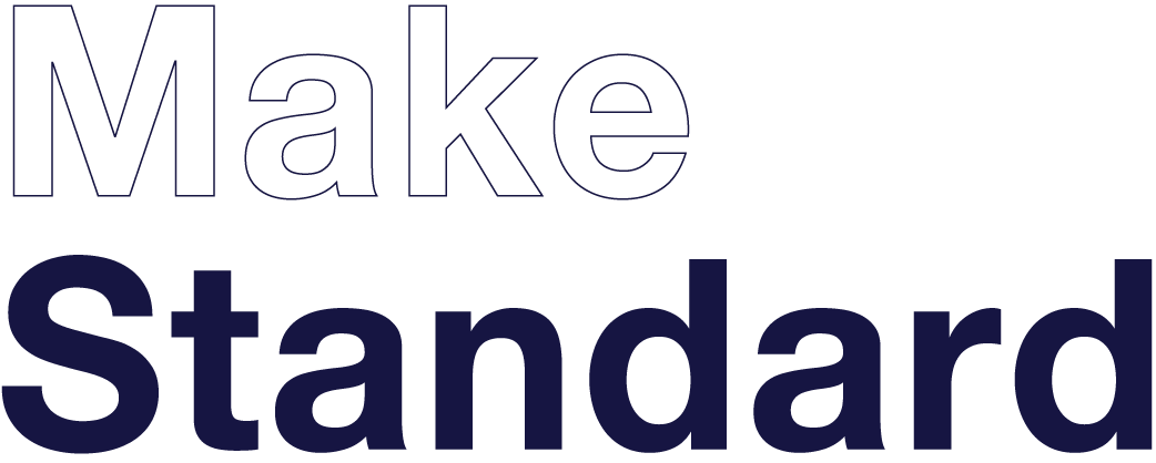 make standard